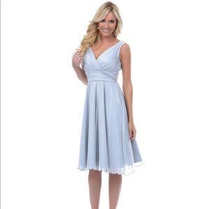 Stop Staring! Shimmer Swing Dress Rockabilly  1101